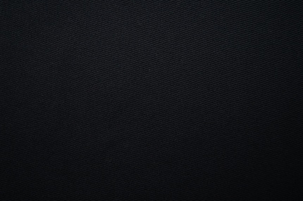Трикотаж хлопковый джерси тёмно-синий