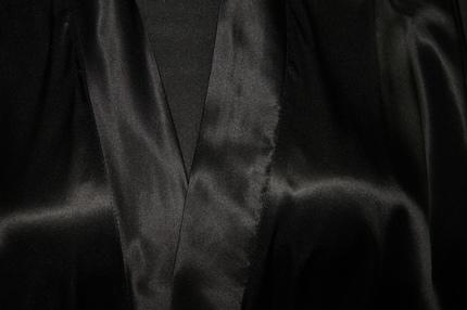 Халат шелковый
