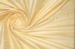 Дикий шелк дюпион (шантунг) чайная роза
