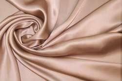 Атлас шелковый пыльная роза
