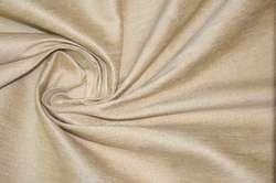 Дикий шёлк дюпион (шантунг) ореховый плотный