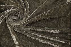 Бархат шелковый серый