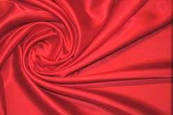 Подкладочная вискоза красная