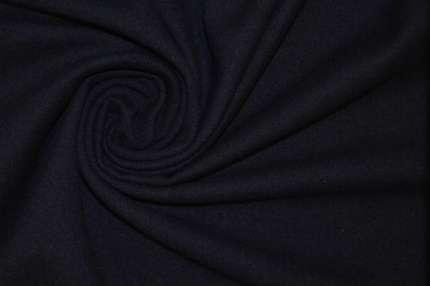 Шерсть плательно-костюмная темно-синяя