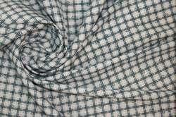 """Плательно-блузочная ткань """"клетка"""" купон"""