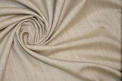 Костюмная ткань бежевая