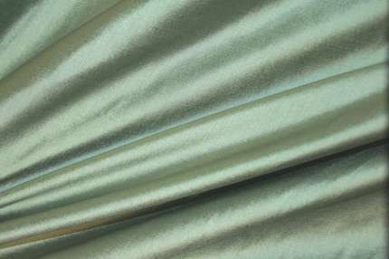 Дикий шёлк дюпион (шантунг) оливковый