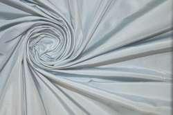 Тафта шелковая пыльно-голубая