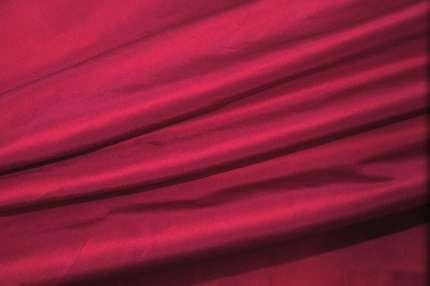 Тафта шелковая фуксия