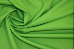Шерсть плательно-костюмная зелёная
