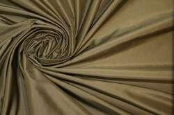 Тафта шелковая оливковая