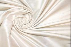 Дикий шелк дюпион (шантунг) жемчужный