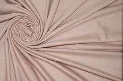 Трикотаж вискозный пыльный розовый тонкий