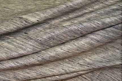 Дикий шелк дюпион (шантунг)