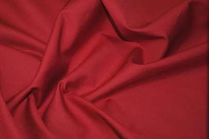 Хлопок сорочечный красный