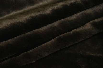 Мех искусственный коричневый