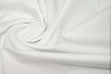 Хлопок сорочечный белый