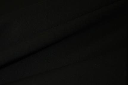 Хлопок сорочечный черный