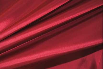 Подкладочная вискоза бордовая