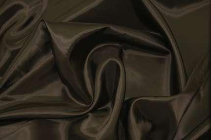 Вискоза подкладочная коричневая