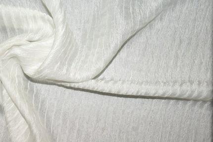 Двухслойный шелковый муслин