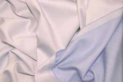 Хлопок плательно-блузочный лилово-голубой