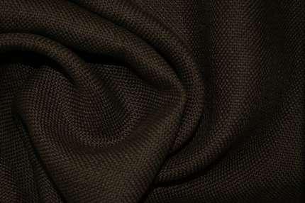 Лён плательно-костюмный коричневый
