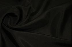 Туаль шелковая черная