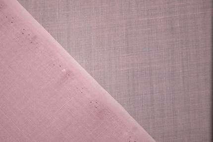 Лён розовый
