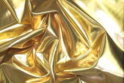 Парча золотая