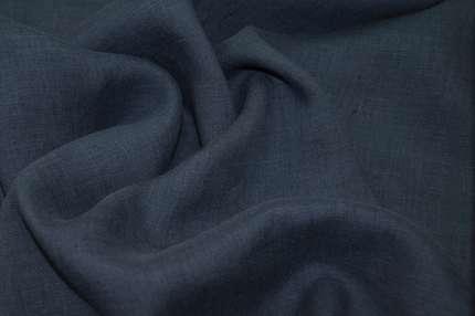 Лён синий