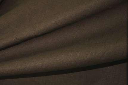Лён коричневый