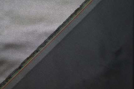 Атлас шелковый корсетный дюшес
