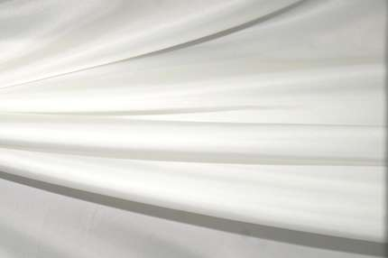 Вискоза подкладочная белая