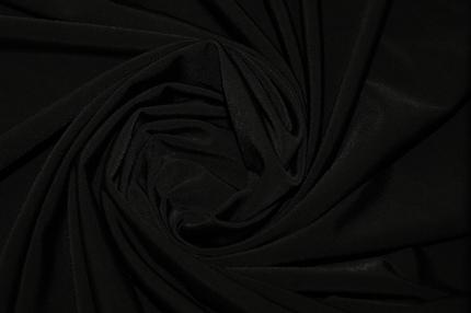 Лайкра черная