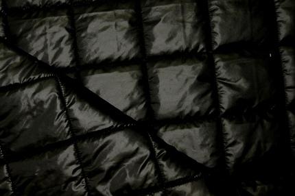 Курточная стеганая ткань