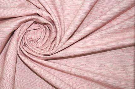 Дикий буретный шёлк розовый