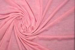 Трикотаж вискозный розовый