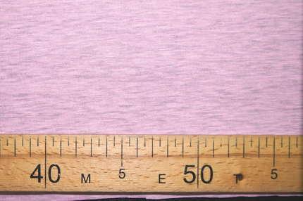 Трикотаж хлопковый розовый