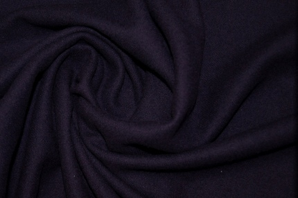 Драп шерстяной фиолетовый