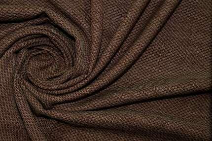 Шёлк с шерстью плательно-костюмный