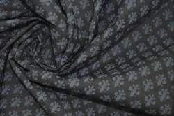 Джинсовая ткань набивная