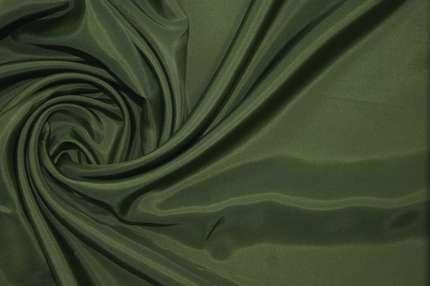 Подкладочная вискоза зелёная
