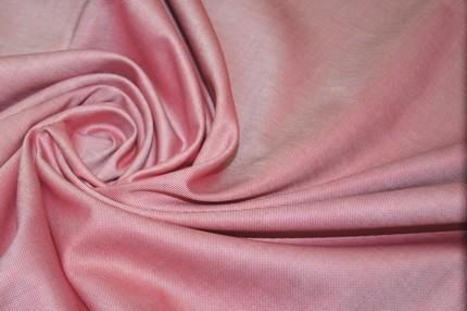 Хлопок плательно-блузочный розовый