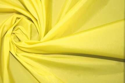 Плащевка желтая