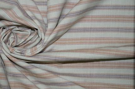 Плательно-сорочечная ткань полоска