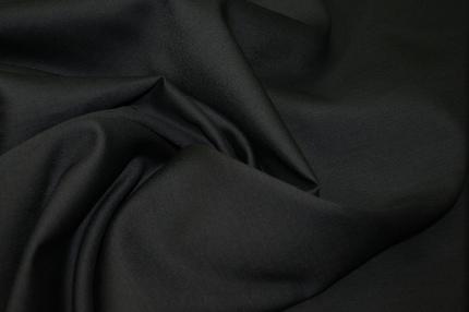 Ткань плательно-костюмная шелк с шерстью
