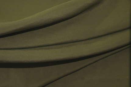 Купра вискозная зелёная