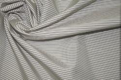 Туаль шелковая набивная полоска