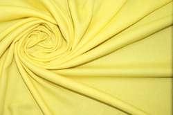 Креп кади вискозный жёлтый